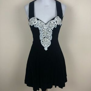 Jessica McClintock Gunne Sax Vintage 90's dress